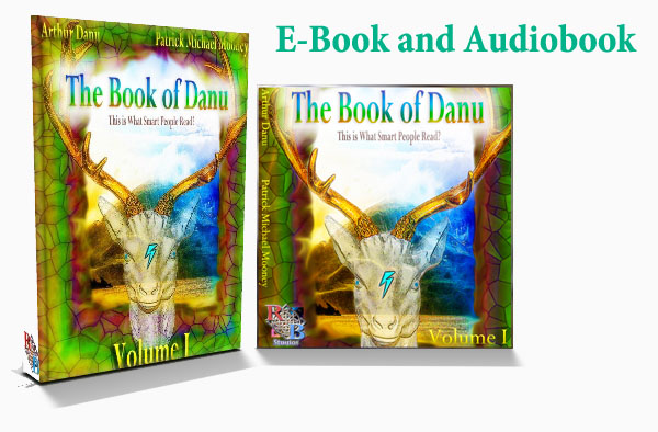 The Book of Danu (E-Book and Audiobook)
