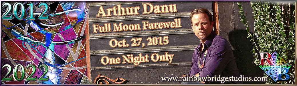 Arthur Danu - Full Moon Farewell (Live at The Lovingston Opry)