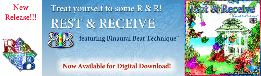 REST & RELEASE featuring Binaural Beat Technique™