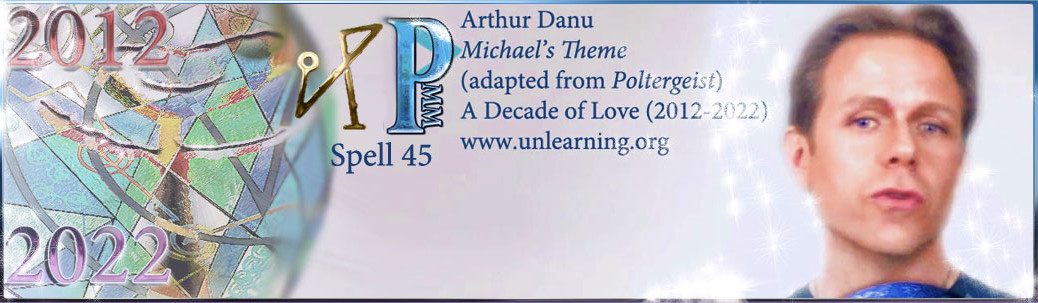 Arthur Danu - Michael's Theme (adapted from Poltergeist)