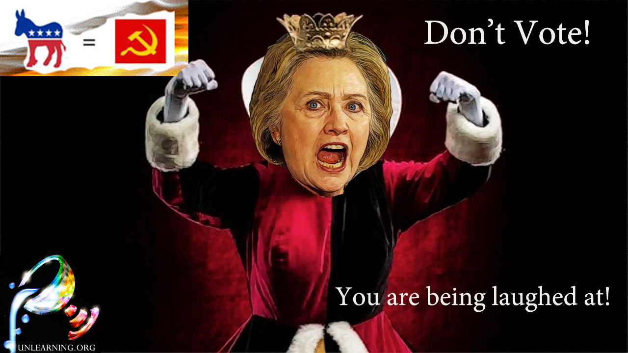 Mad Queen Hillary
