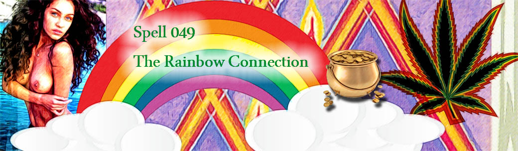 Spell 049 : Patrick Michael Mooney – The Rainbow Connection (Paul Williams)
