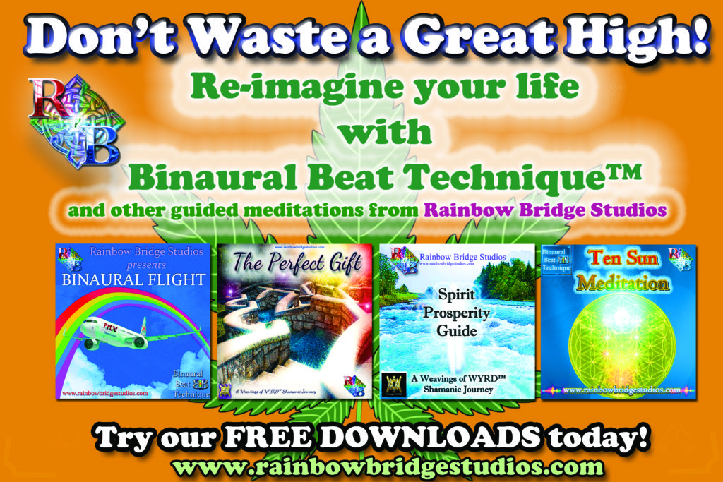Download 4 FREE Audio Titles from Rainbow Bridge Studios